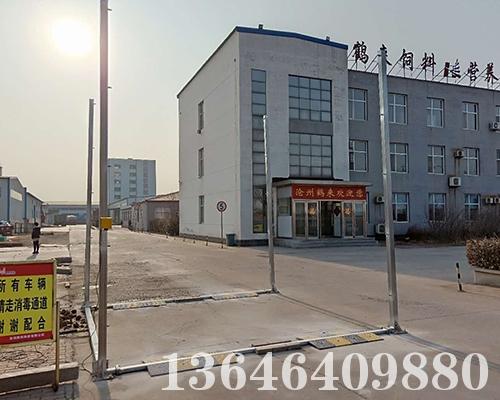 哈尔滨屠宰场消毒通道