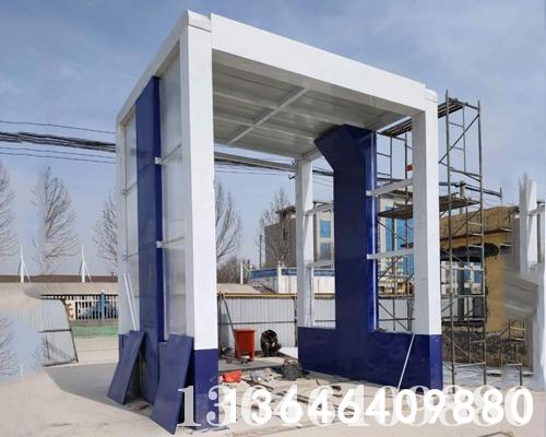 沧州饲料厂喷淋消毒设备