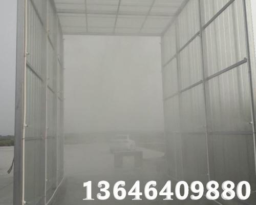 沧州动物运输车辆洗消烘干中心