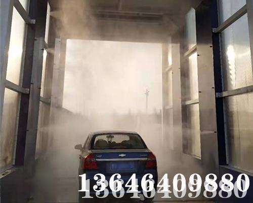 汽车消毒通道