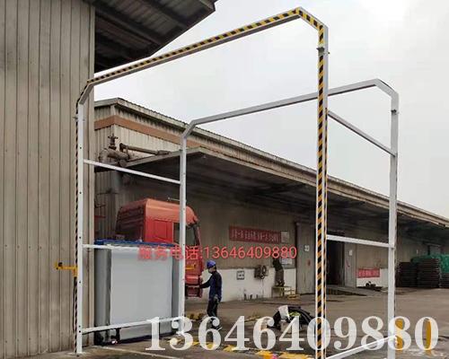 饲料厂喷淋消毒设备